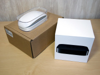 Magic Mouse と 新Apple TV