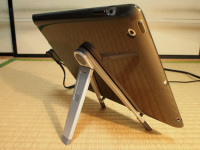 iPad用マルチスタンド Compass 2 for iPad