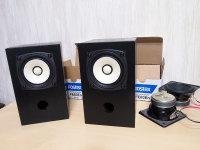 Stereo誌2011年7月号付録のP800をFE83Enに入れ替え