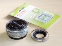 M.ZUIKO Digital ED 14-42mm F3.5--5.6 EZとLC-37C