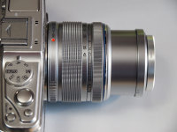 M.ZUIKO Digital 14-42mm F3.5-5.6 II Rのズーム、29mmを超えると