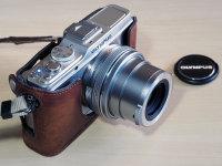 E-P3+M.ZUIKO Digital ED 14-42mm F3.5--5.6 EZ+LC-37C